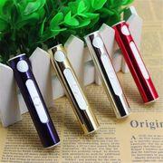 Электронная USB зажигалка,  стильный подарок
