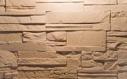 Декоративный гипсовый камень для интерьера в Астане.