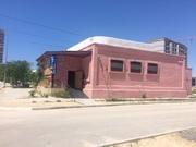 Продаю здание (кафе) в центре Актау у центральной дороги