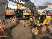 Гусеничный экскаватор Volvo EC240BLC Prime