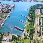 Продам порт в Латвии,  18, 7 Га