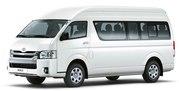 Аренда микроавтобусов Тойота Хайс