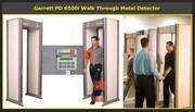 досмотровые арочные металлодетекторы,  металоискатели Garrett PD6500i
