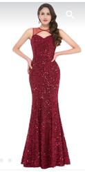 Продам новое шикарное платье Астана