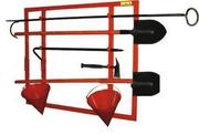 Комплектующие для пожарного щита