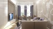 Дизайн интерьера квартир домов и коттеджей в Астане