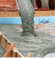 Бетон песко бетон раствор с завода Астаны