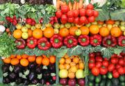 Овощи и фрукты Китай
