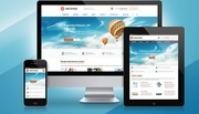 Создадим качественный,  адаптивный сайт с нуля под ключ под ваш бизнес