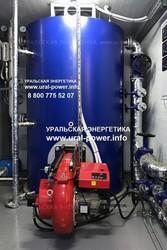 Паровой котел парогенератор в наличии t до 185С