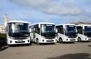 Аренда автобусов и другой техники в Астане