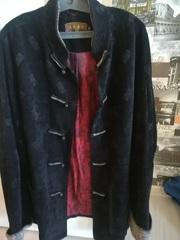 Мужской стиль,  куртка в китайском стиле