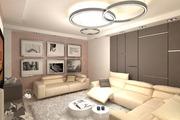 Дизайн интерьера квартир,  домов,  коттеджей,  помещении,  офисов