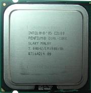 Продам процессор Intel E2180 Pentium Dual Core