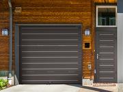 Секционные гаражные ворота DoorHan Астана