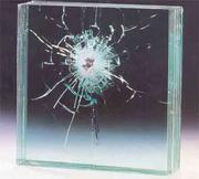 Бронированное пулистойкое стекло