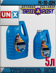 UNIX Моторное масло М-10ДМ 5л