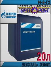 Газпромнефть Моторное масло М-8Г2 20л