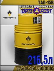 РОСНЕФТЬ Трансмиссионное масло ТАП-15В 216, 5л