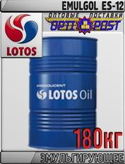Эмульгирующее масло LOTOS EMULGOL ES-12 180кг
