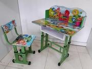 Детская парта со стулом регулируемая!СКИДКА! Отличный подарок! Акция!
