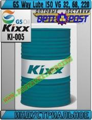 mN Масло для направляющих механических станков GS Way Lube ISO VG 32 -