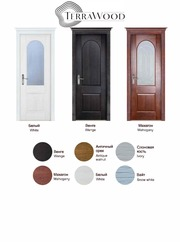 Межкомнатные двери из массива дуба5