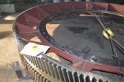 МШР 2100 х 3000 — венец в сборе,  вал-шестерня,  колесо зубчатое и тп.